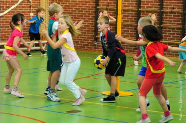 Ondersteuning bij school en sport