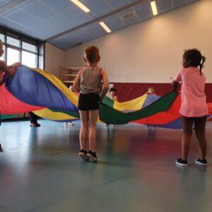 Kleuter parachute 2