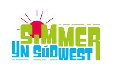Simmer yn Súdwest logo